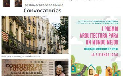 A UNIVERSIDADE DA CORUÑA COA VIVENDA IDEAL